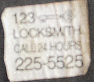 123 Locksmith